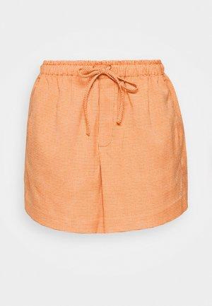 MUSAN  - Shorts - light orange