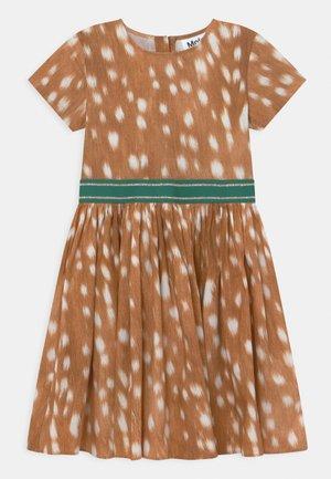 CANDY - Cocktailkleid/festliches Kleid - brown