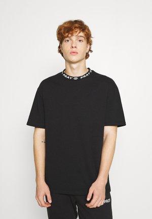 DITO UNISEX - T-shirt print - charcoal/black