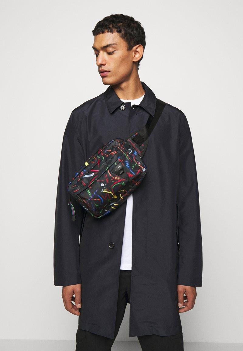 PS Paul Smith - WAIST BAG ROPE - Bum bag - multicoloured