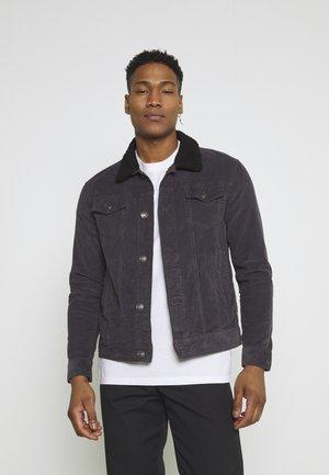 Summer jacket - khaki/black