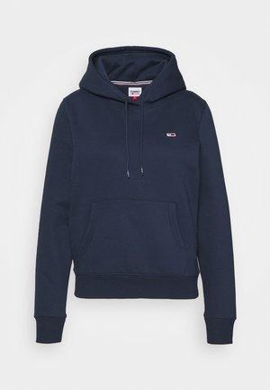 REGULAR HOODIE - Sweatshirt - blue