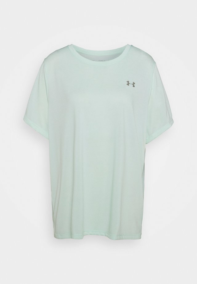 TECH TWIST - T-shirt sportiva - seaglass blue