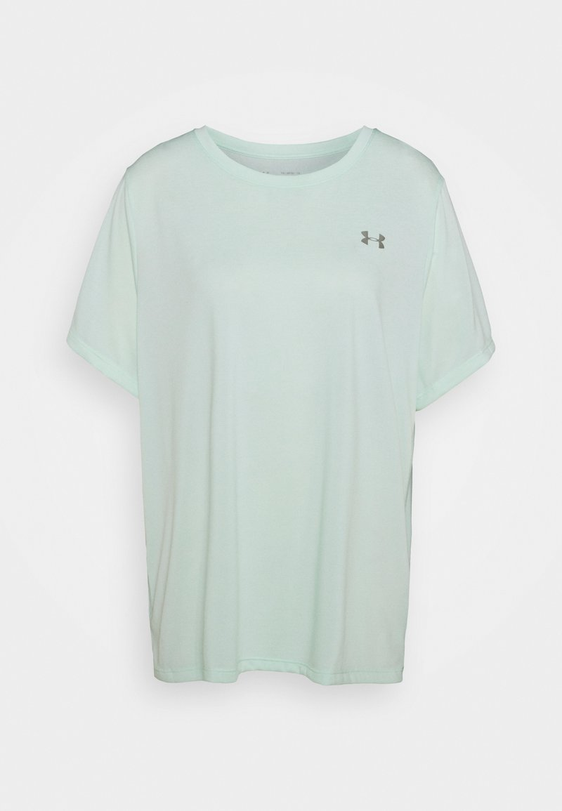 Under Armour - TECH TWIST - T-shirt sportiva - seaglass blue