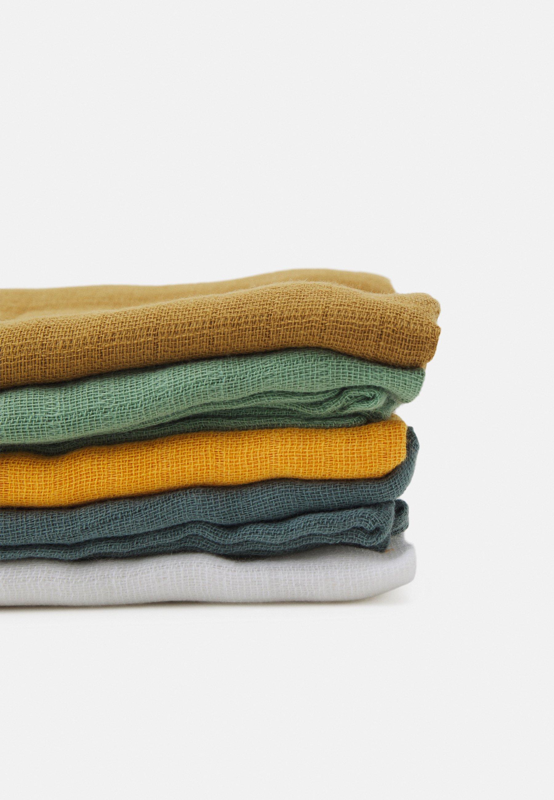 Kids NBMKLAUS NAPPIES 5 PACK UNISEX - Baby blanket