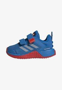 adidas Performance - X LEGO SPORT RUNNING ACTIVE PRIMEBLUE - Juoksukenkä/neutraalit - blue/white/red - 0