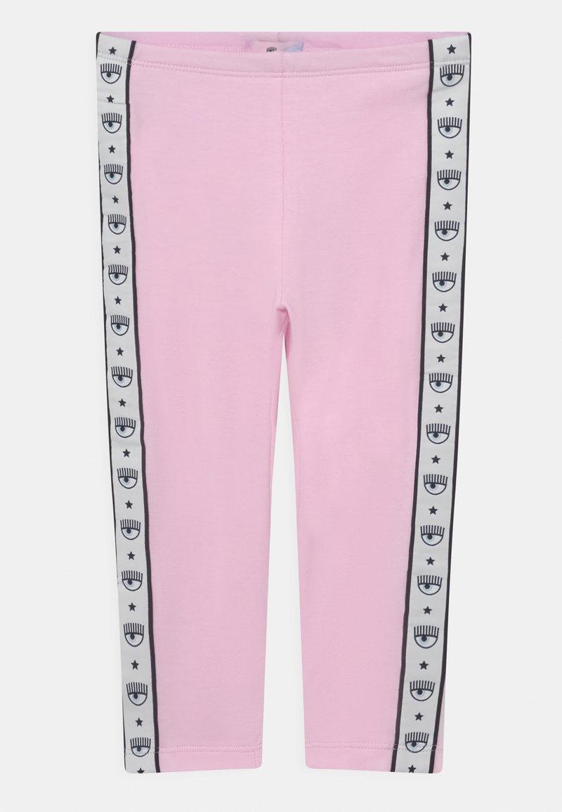 CHIARA FERRAGNI - LOGOMANIA - Leggings - Trousers - rosa fairy tail