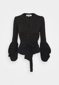 Diane von Furstenberg - ROBIN - Blouse - black - 0