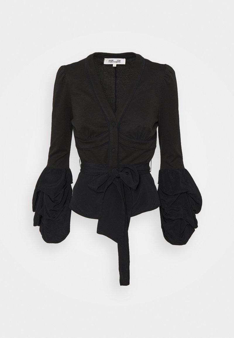 Diane von Furstenberg - ROBIN - Blouse - black