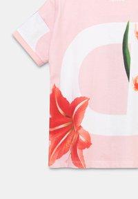 Desigual - TURIN - Print T-shirt - red - 3