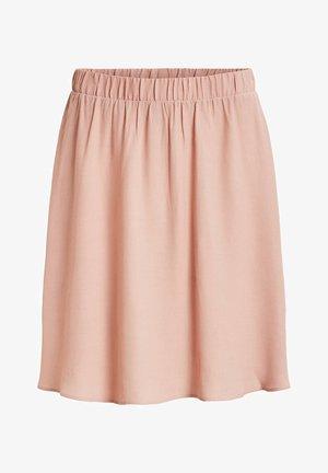 VIPRIMERA  - A-line skirt - pale mauve
