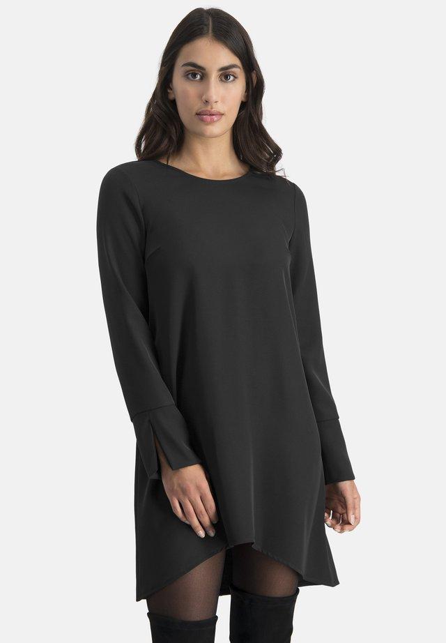 AMICA - Day dress - schwarz