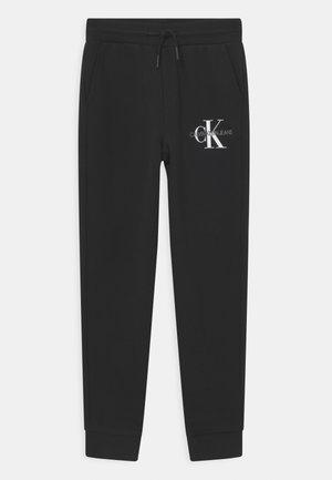 MONOGRAM LOGO  - Pantaloni sportivi - black