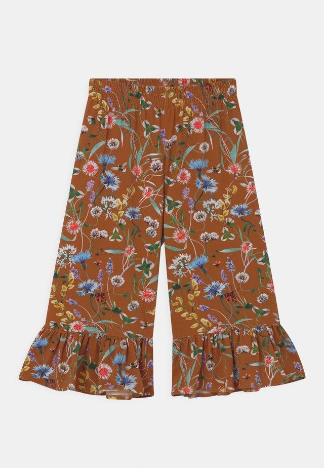 ANIS - Kalhoty - brown