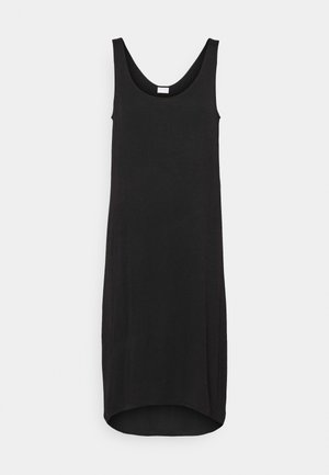 VIDINA DRESS - Jerseykjole - black