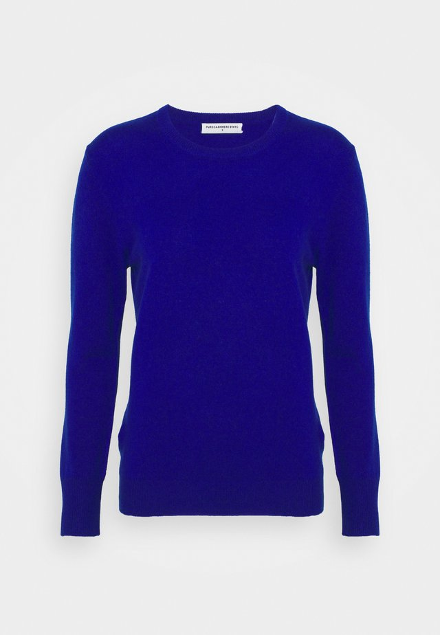 CLASSIC CREW NECK  - Maglione - royal blue