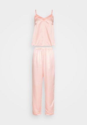 CAMI LONG PANTS  - Pyjama - pink