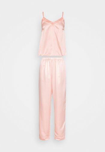 CAMI LONG PANTS  - Pyjamas - pink