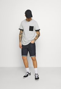 Only & Sons - ONSPLY LIFE - Jeans Shorts - blue denim - 1