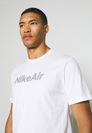 TEE AIR - T-Shirt print - white