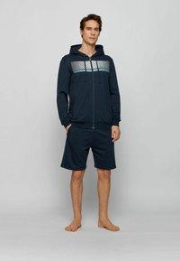 BOSS - AUTHENTIC - Pantaloni sportivi - dark blue - 1