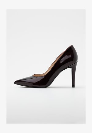 DANELLA - High heels - cabernet