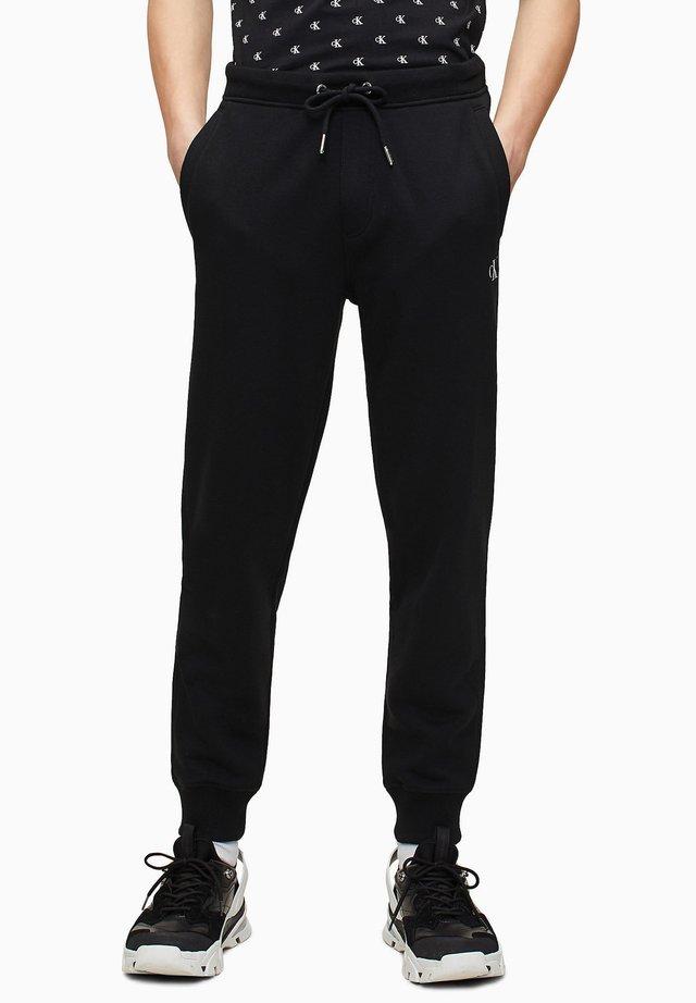 Spodnie treningowe - ck black
