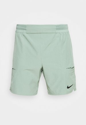 SHORT - Sports shorts - jade smoke/black