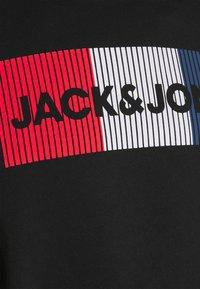 Jack & Jones - JJECORP LOGO HOOD - Hoodie - black - 2