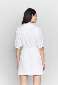 Fashion Union - BELLA - Shift dress - ivory - 2