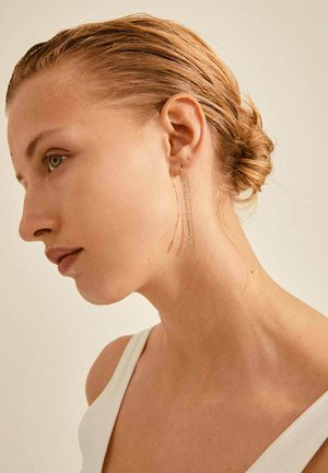 EARRINGS KAMARI - Earrings - gold plated
