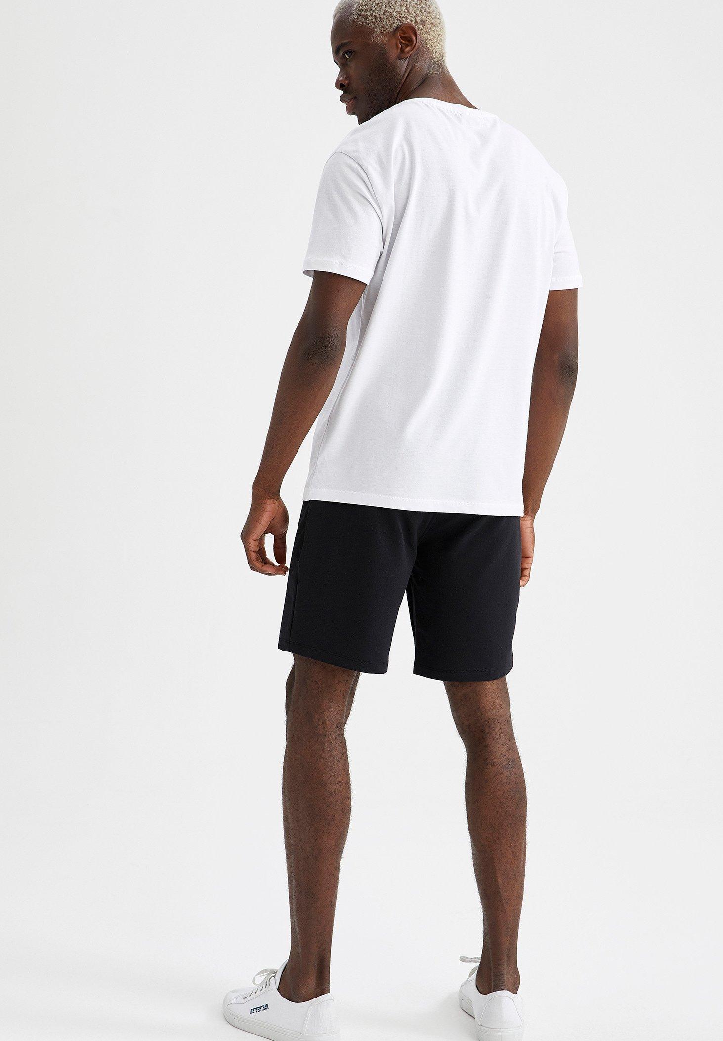 Herrer REGULAR FIT  BASIC  - T-shirts basic