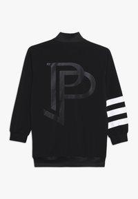 adidas Performance - PAUL POGBA BOMBER - Trainingsvest - black/white - 1