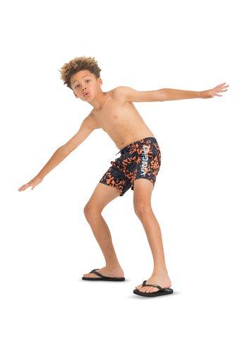 XANTO - Swimming shorts - dark blue
