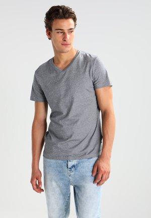 T-shirt basic - black iris