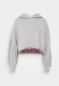 Free People - WANDERING SOUL REVERSIBLE - Sweater - heather grey - 4