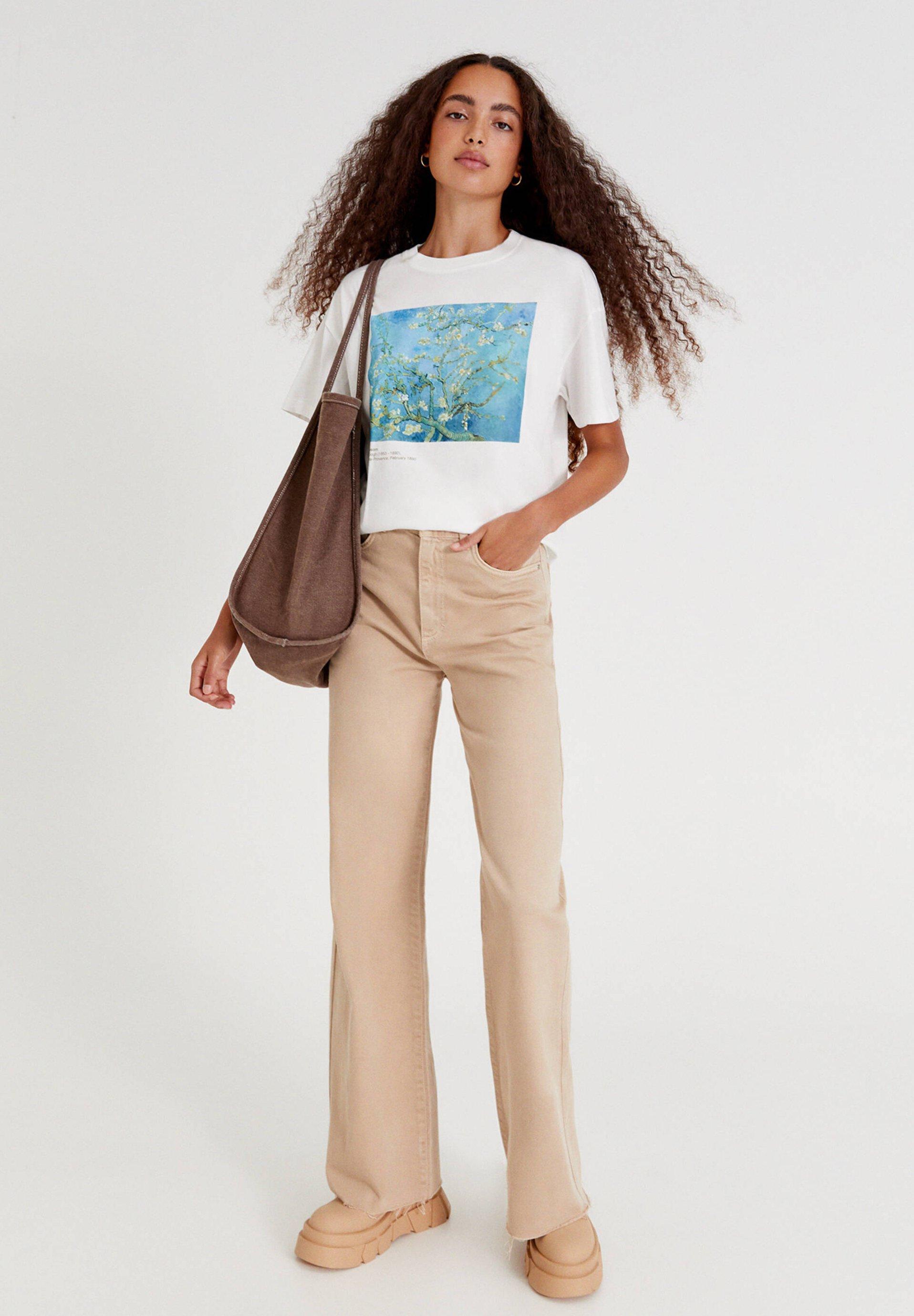 Damen VAN GOGH - T-Shirt print