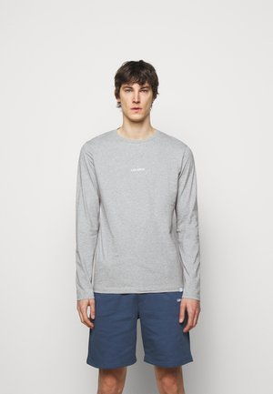 LENS - Long sleeved top - grey