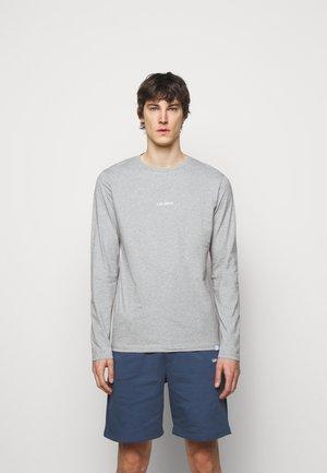 LENS - Pitkähihainen paita - grey