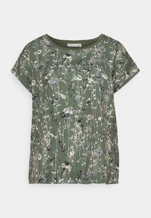 SICILY - Blouse - beetle green pressed