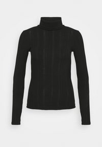 Even&Odd - Long sleeved top - black - 4