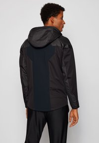 BOSS - J_CERRO - Zip-up hoodie - black - 2