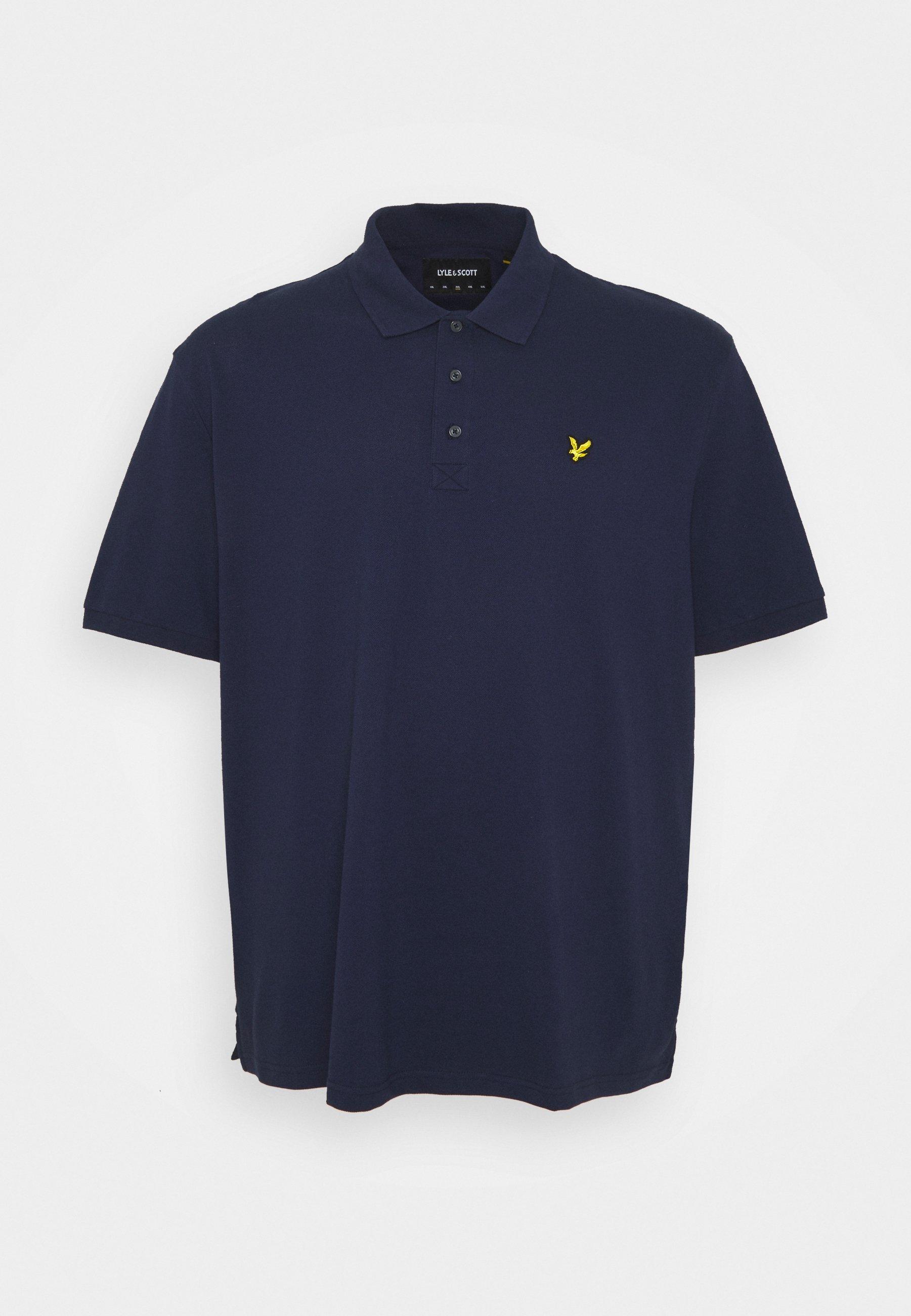 Men PLUS PLAIN  - Polo shirt