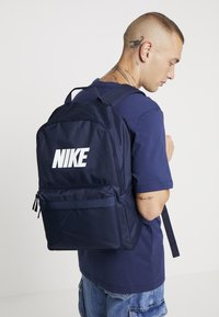 Nike Sportswear - HERITAGE  - Rucksack - obsidian/white - 1