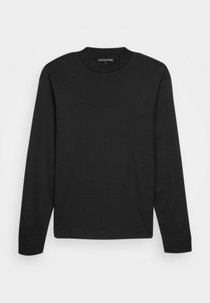 MORITZ - T-shirt à manches longues - black