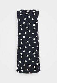 Marks & Spencer London - SPOT SHIFT - Kjole - dark blue - 1