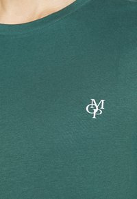 Marc O'Polo - SHORT SLEEVE - T-shirt basic - bistro green - 4