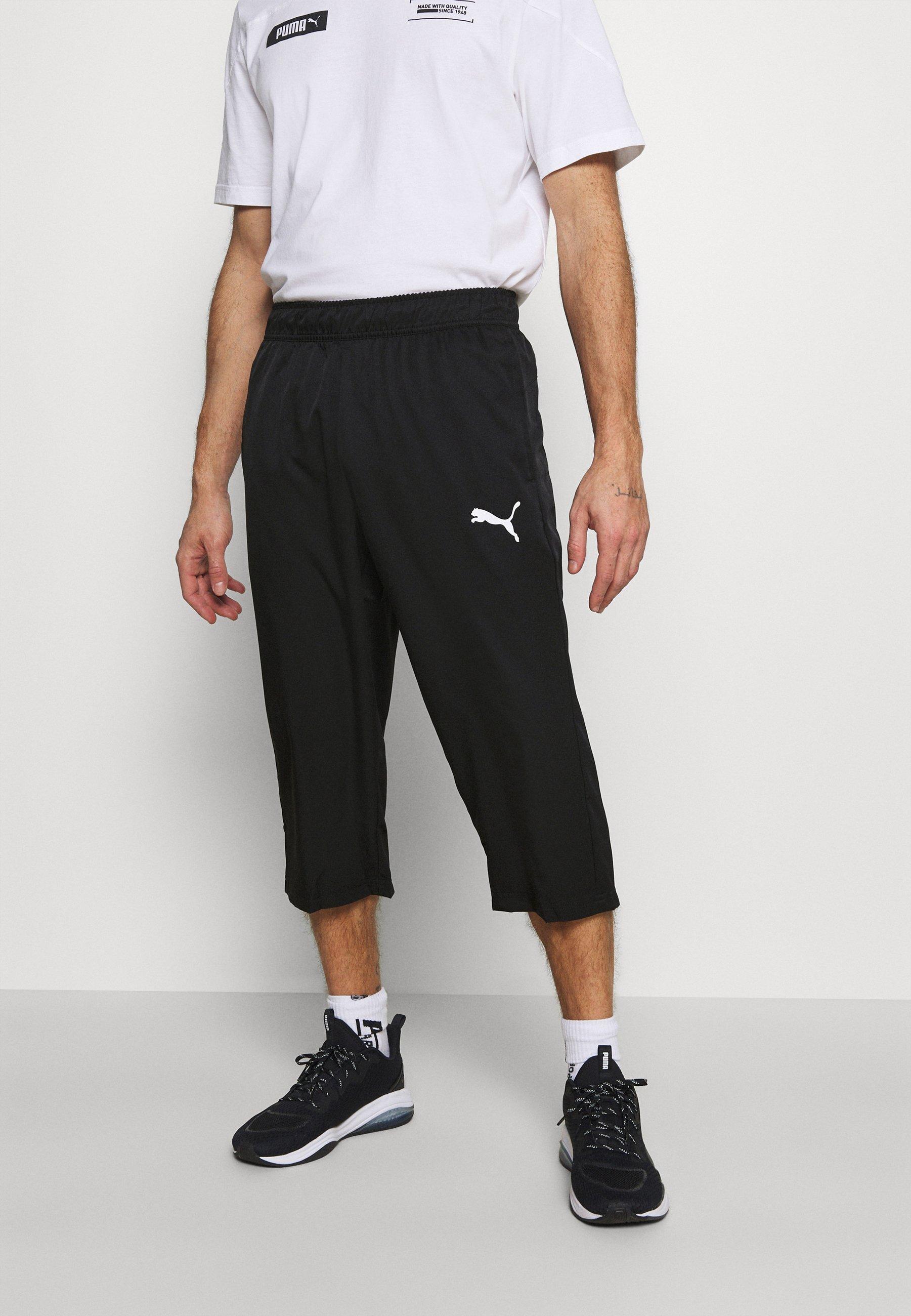 Men ACTIVE 3/4 PANTS - 3/4 sports trousers