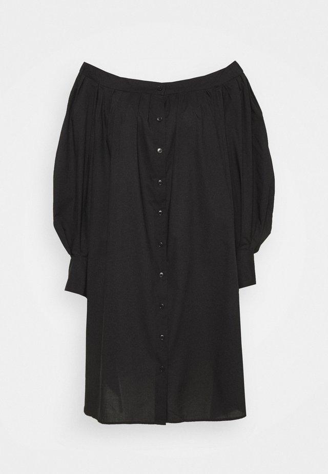 KARIS - Robe d'été - schwarz