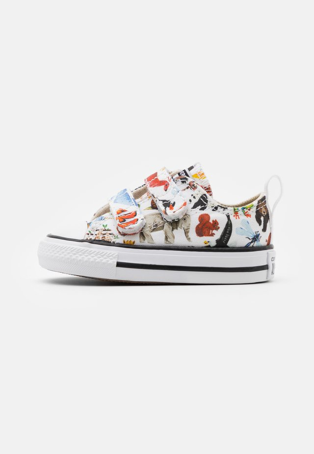 CHUCK TAYLOR ALL STAR UNISEX - Sneakers laag - white/black